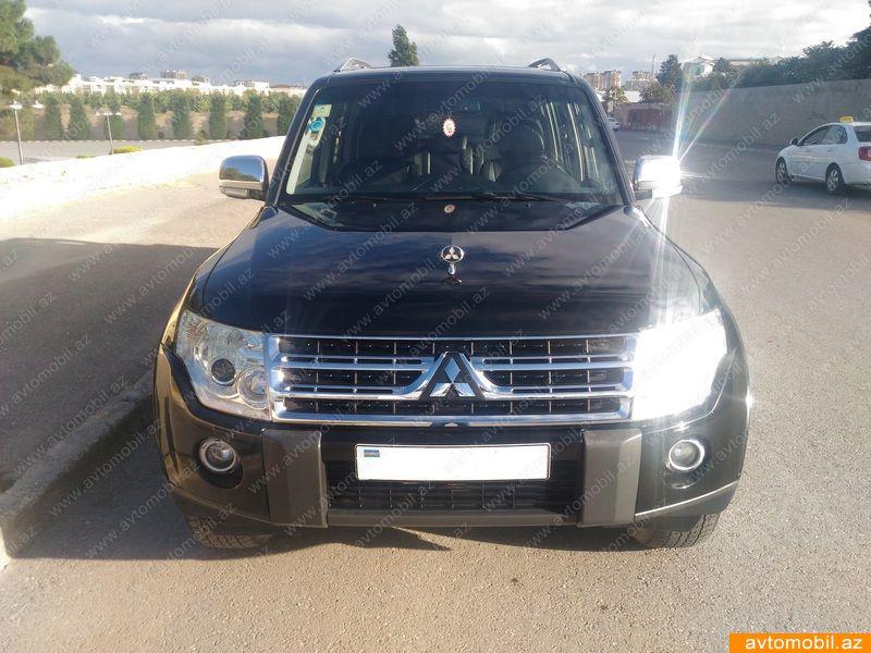 Mitsubishi Pajero 3(lt) 2008 İkinci əl  $14300