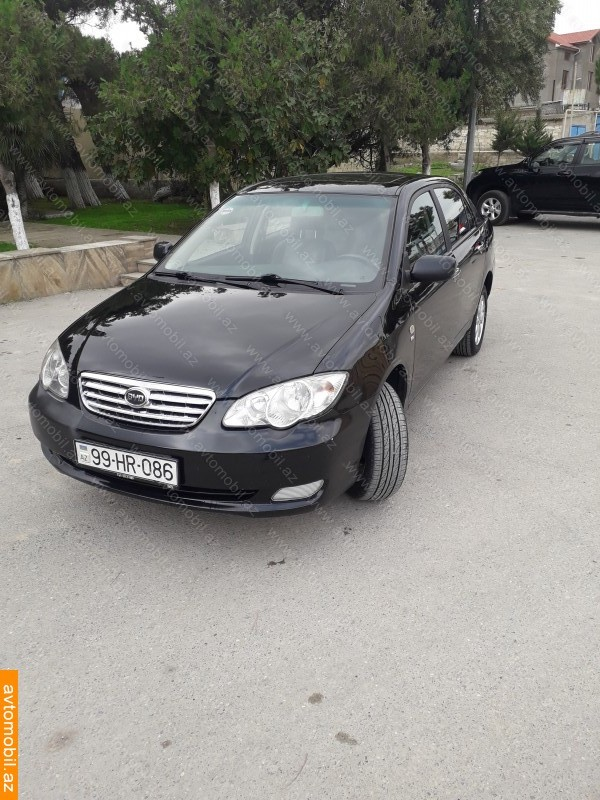 BYD F3 1.5(lt) 2014 Second hand  $9000