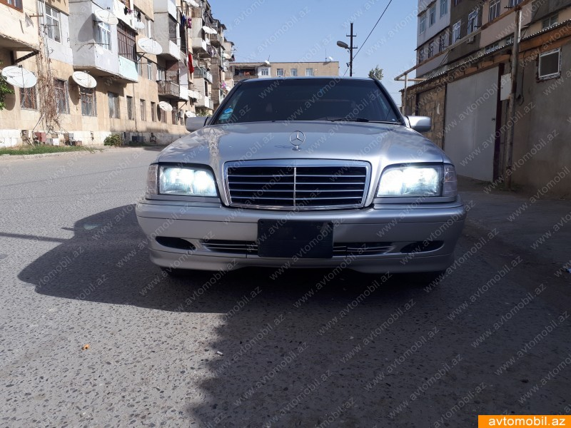 Mercedes-Benz 280 2.8(lt) 1996 İkinci əl  $7700