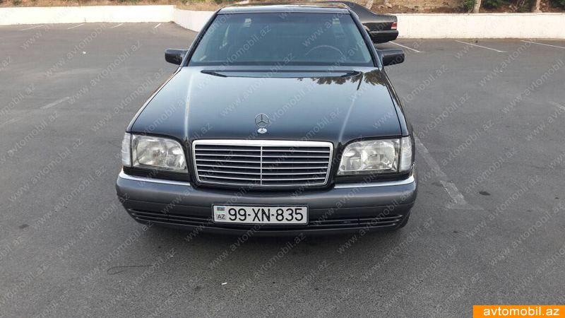 Mercedes-Benz S 600 4.2(lt) 1995 Подержанный  $10000