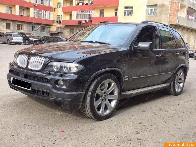 BMW X5 4.8(lt) 2006 Подержанный  $21000