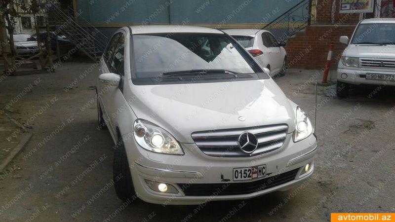 Mercedes-Benz B 170 1.7(lt) 2007 Second hand  $15400