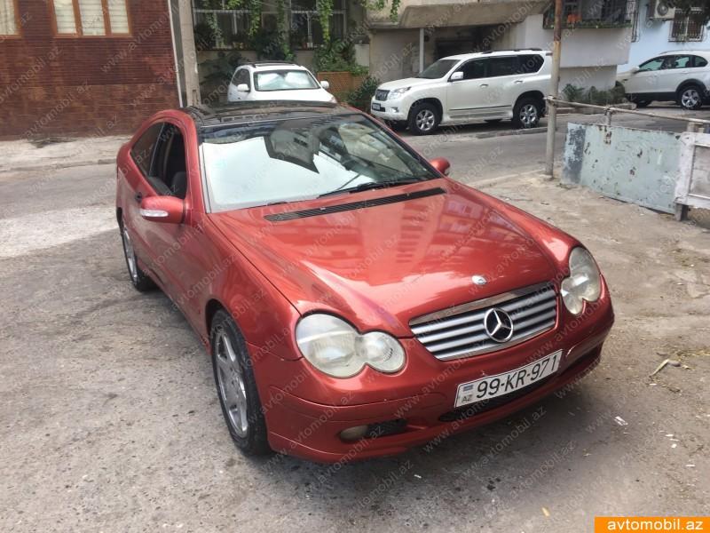 Mercedes-Benz 230 2.3(lt) 2002 İkinci əl  $3400