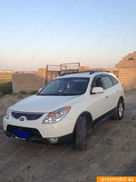 Hyundai Veracruz 3.0(lt) 2008 İkinci əl  $25500