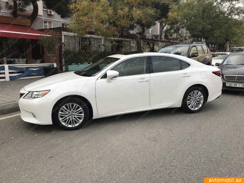 Lexus ES 250 2.5(lt) 2013 İkinci əl  $31000