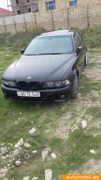 BMW 540 4.4(lt) 2000 Подержанный  $5900