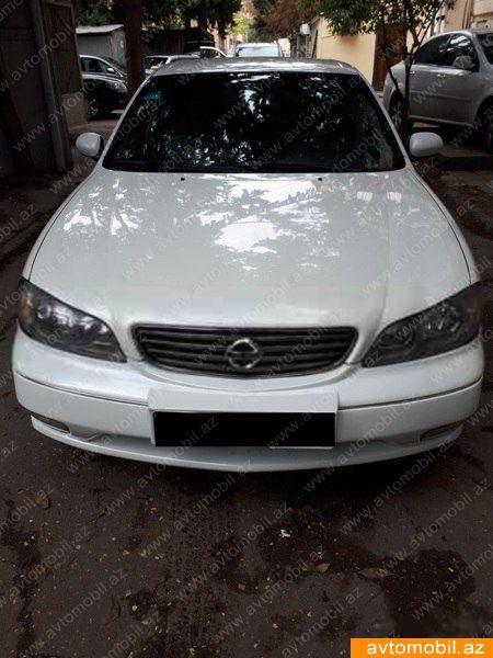 Nissan Maxima 3.0(lt) 2001 İkinci əl  $4310