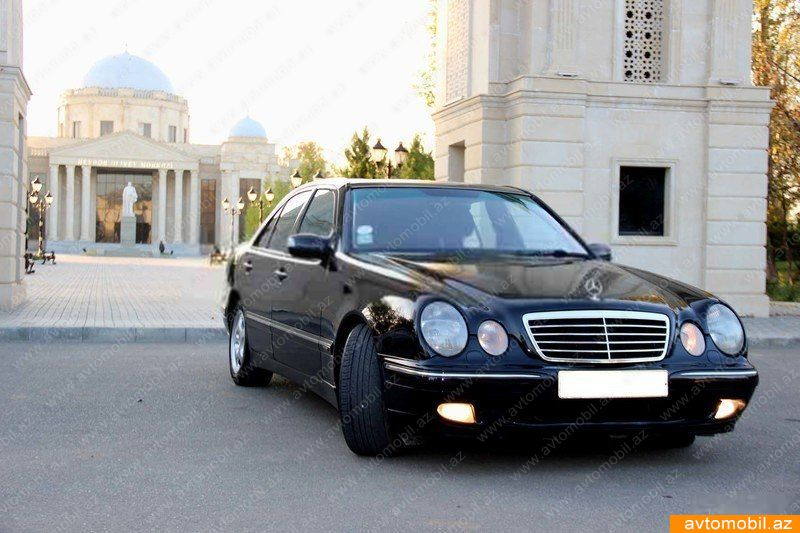 Mercedes benz e 240 second hand 2000 7790 gasoline for Mercedes benz second hand cars