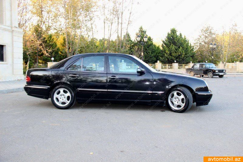 Mercedes benz e 240 second hand 2000 7790 gasoline for 2nd hand mercedes benz