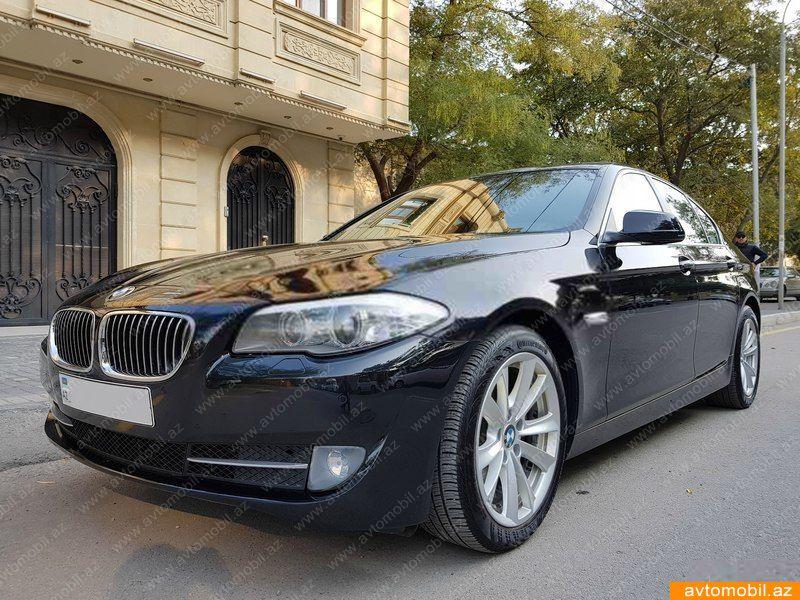 BMW 528 2.0(lt) 2013 İkinci əl  $25800