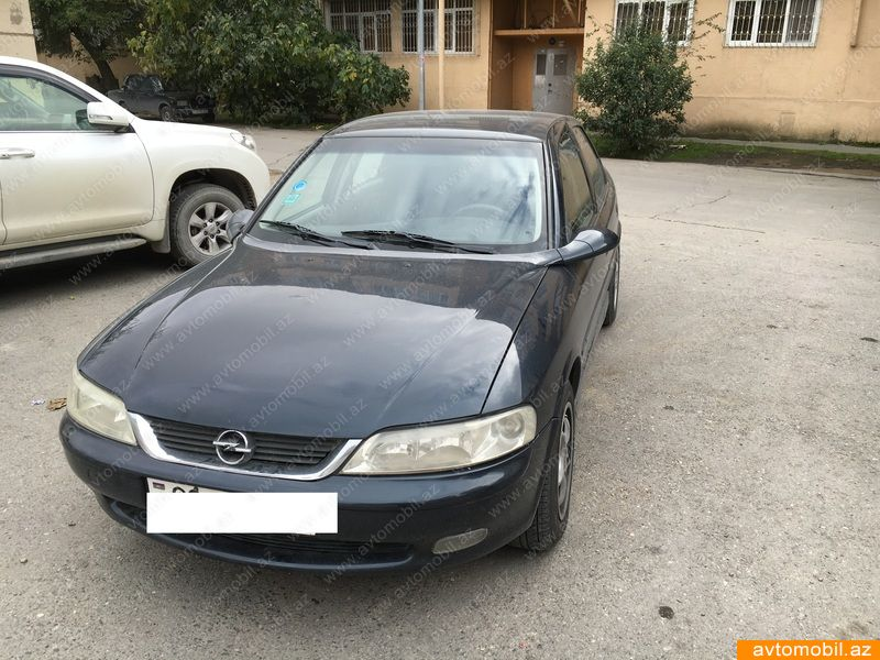 Opel Vectra 2.0(lt) 2000 İkinci əl  $6000