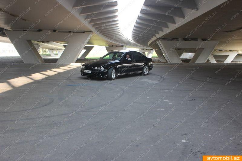BMW 530 3.0(lt) 2001 İkinci əl  $15000