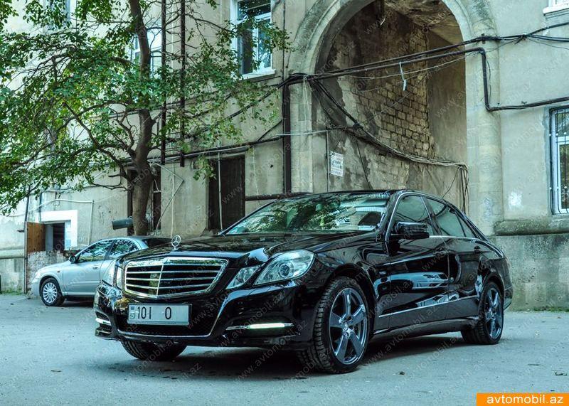 Mercedes-Benz E 350 3.5(lt) 2011 İkinci əl  $25000