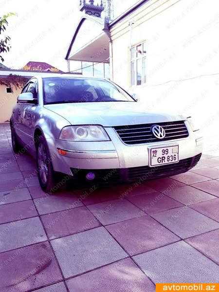 Volkswagen Passat 1.8(lt) 2004 İkinci əl  $7300