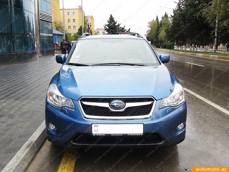 Subaru XV 2.0(lt) 2015 İkinci əl  $26500
