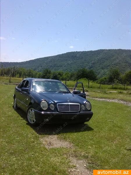 Mercedes-Benz E 300 3.0(lt) 1996 İkinci əl  $7500