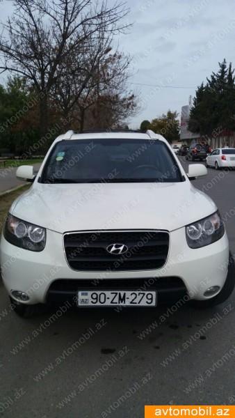 Hyundai Santa FE 2.7(lt) 2009 İkinci əl  $20800