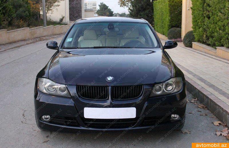 BMW 320 2.2(lt) 2007 İkinci əl  $9440