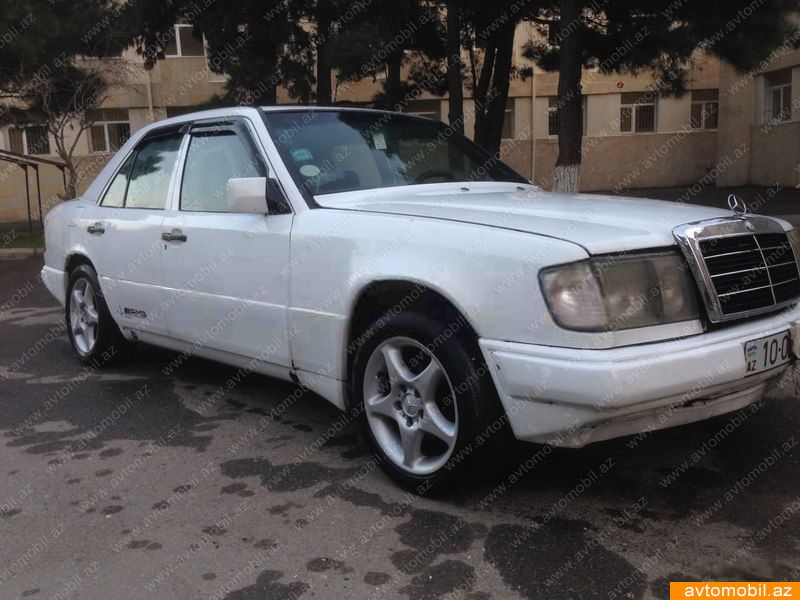 mercedes benz e 260 second hand 1986 1510 gasoline