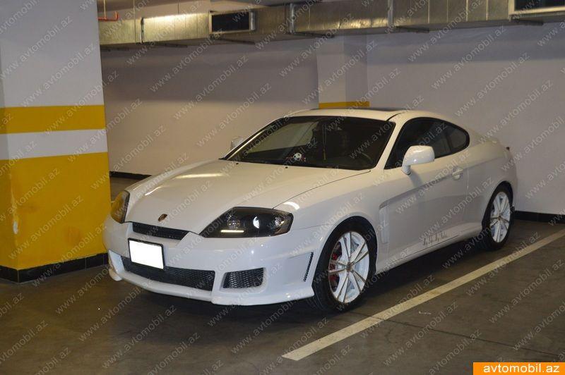 Hyundai coupe second hand 2003 8800 gasoline transmission automatic 190000 baku elmin - Second hand hyundai coupe for sale ...