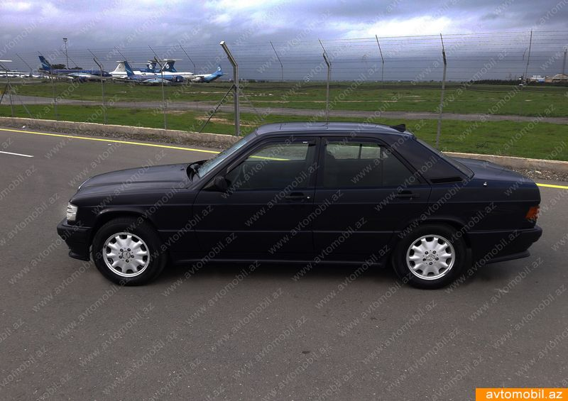 Mercedes benz 190 second hand 1989 5000 gasoline for 2nd hand mercedes benz