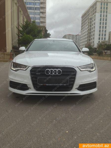 Audi A6 3.0(lt) 2014 Подержанный  $43000
