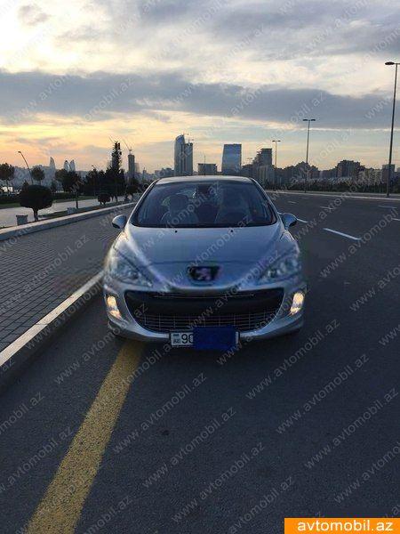Peugeot 308 1.6(lt) 2009 İkinci əl  $6490