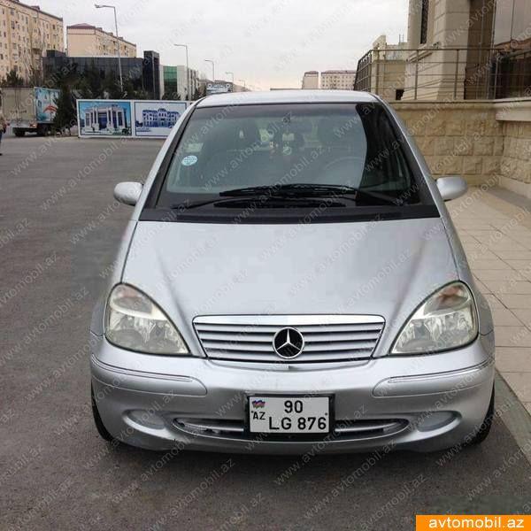 Mercedes-Benz A 160 1.6(lt) 2001 Second hand  $3950