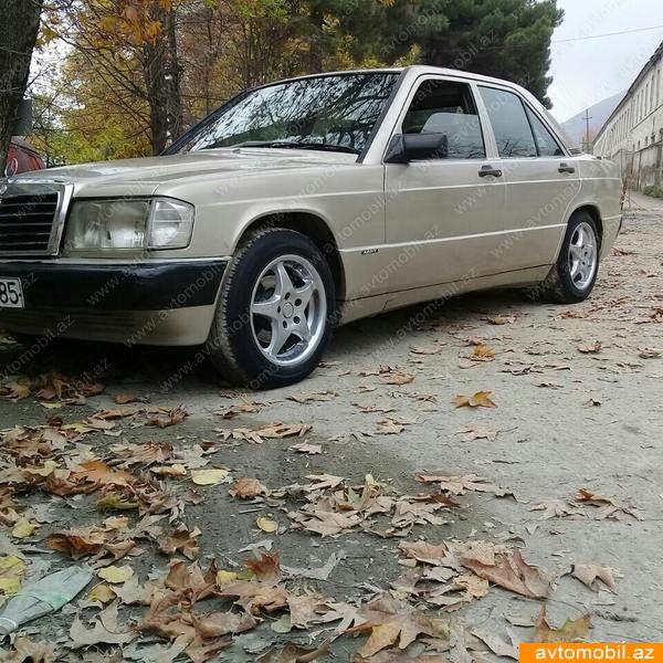 Mercedes-Benz 190 1.8(lt) 1990 Подержанный  $3700