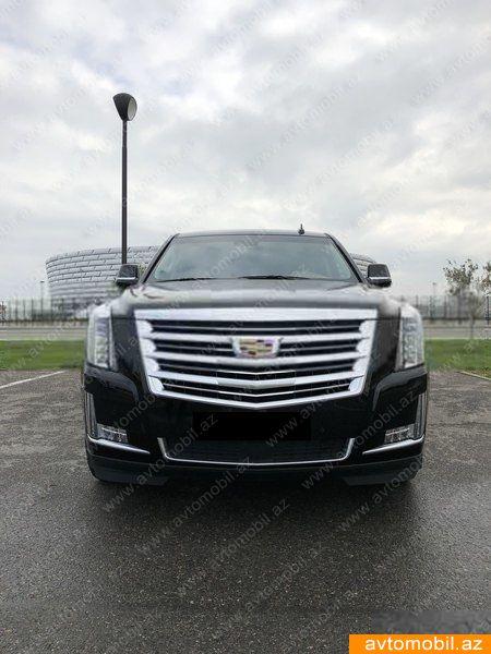 Cadillac Escalade 6.2(lt) 2015 İkinci əl  $125000
