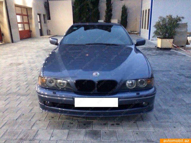 BMW 540 4.4(lt) 2001 Подержанный  $7080