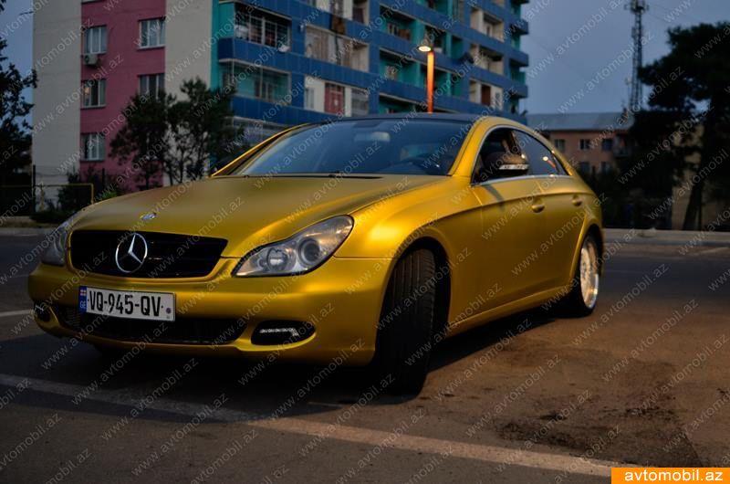 Mercedes-Benz CLS 500 5.0(lt) 2006 İkinci əl  $10000