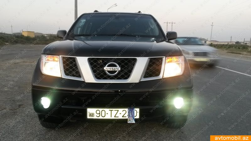 Nissan Pathfinder 4.0(lt) 2005 İkinci əl  $16000
