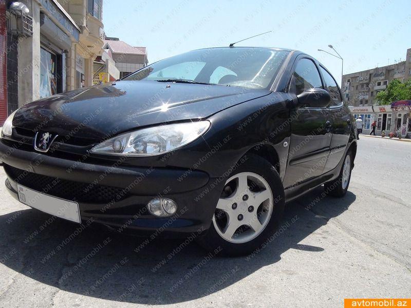 Peugeot 206 1.4(lt) 2006 İkinci əl  $6500