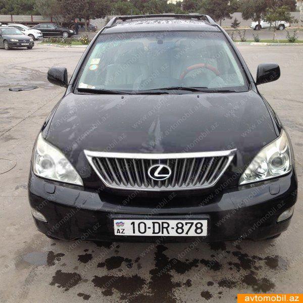 Lexus RX 350 3.5(lt) 2008 İkinci əl  $14500