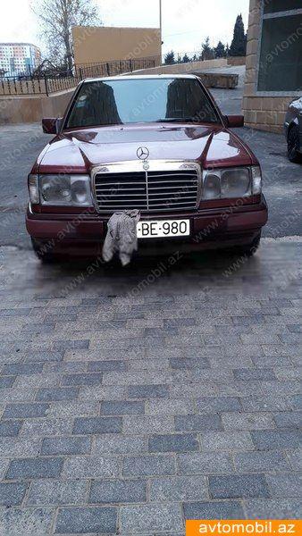 Mercedes-Benz E 250 2.5(lt) 1991 Second hand  $3840