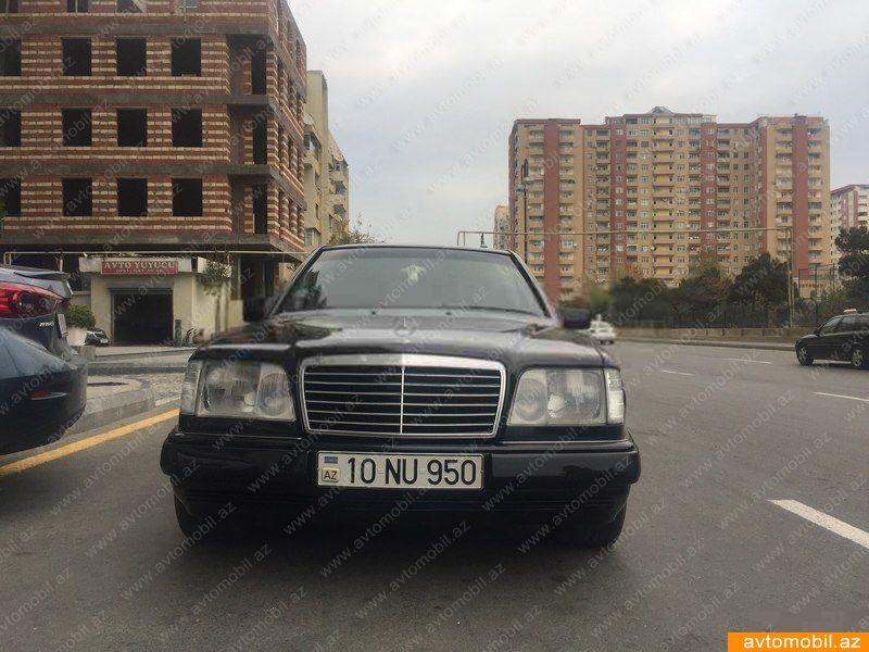 Mercedes-Benz E 320 3.2(lt) 1996 Подержанный  $6490