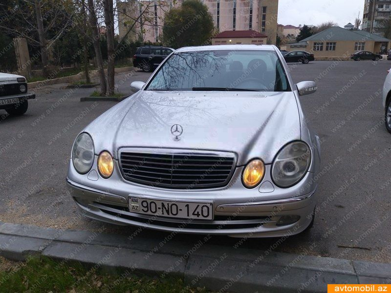 Mercedes-Benz E 320 3.2(lt) 2002 Подержанный  $8560