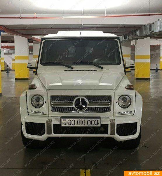 Mercedes-Benz G 55 AMG 5.5(lt) 2011 İkinci əl  $67500