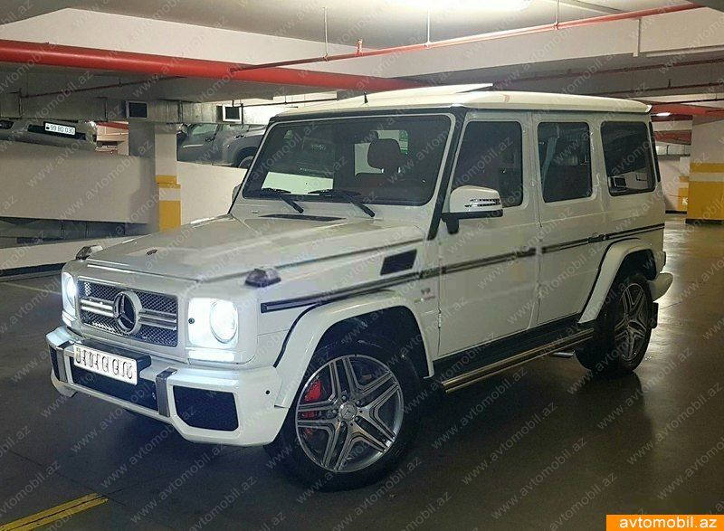 Mercedes benz g 55 amg second hand 2011 67500 gasoline for Mercedes benz second hand cars