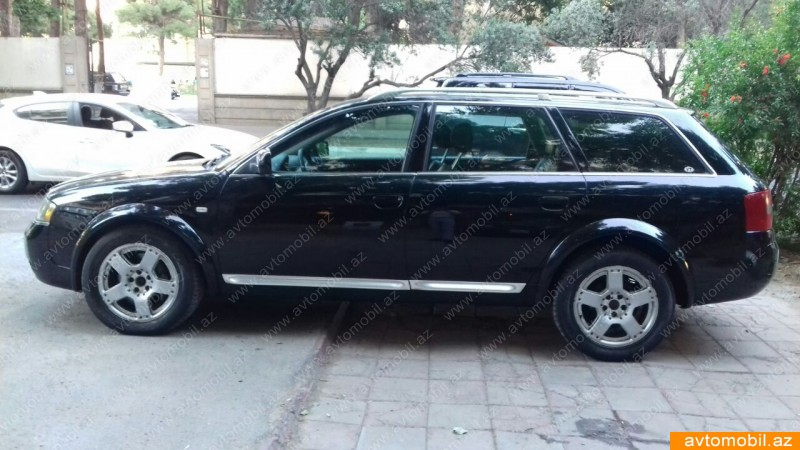 audi a6 allroad urgent sale second hand 2001 4500. Black Bedroom Furniture Sets. Home Design Ideas