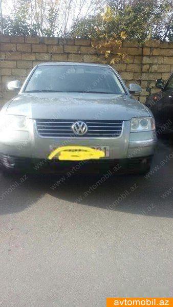 Volkswagen Passat 1.8(lt) 2004 İkinci əl  $3950
