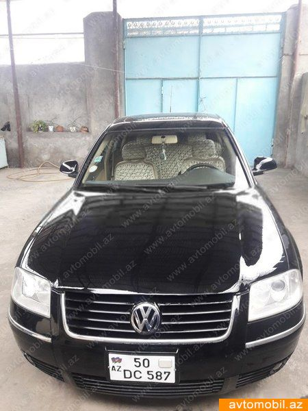 Volkswagen Passat 1.8(lt) 2004 İkinci əl  $4010