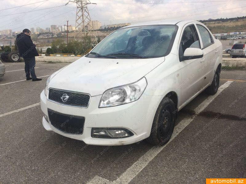 RAVON NEXIA 1.5(lt) 2017 Yeni avtomobil  $9440