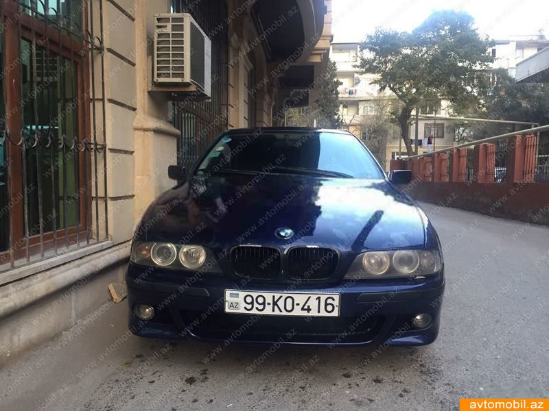 BMW 523 2.5(lt) 1996 İkinci əl  $4430