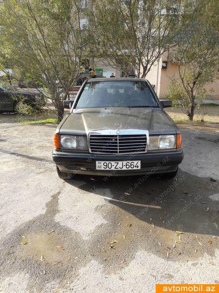 Mercedes-Benz 190 1.8(lt) 1991 İkinci əl  $2650