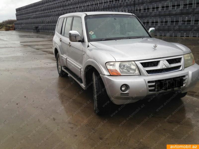Mitsubishi Pajero 3.0(lt) 2003 İkinci əl  $6350