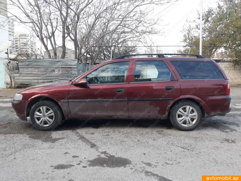 Opel Astra 1.6(lt) 1998 İkinci əl  $1200