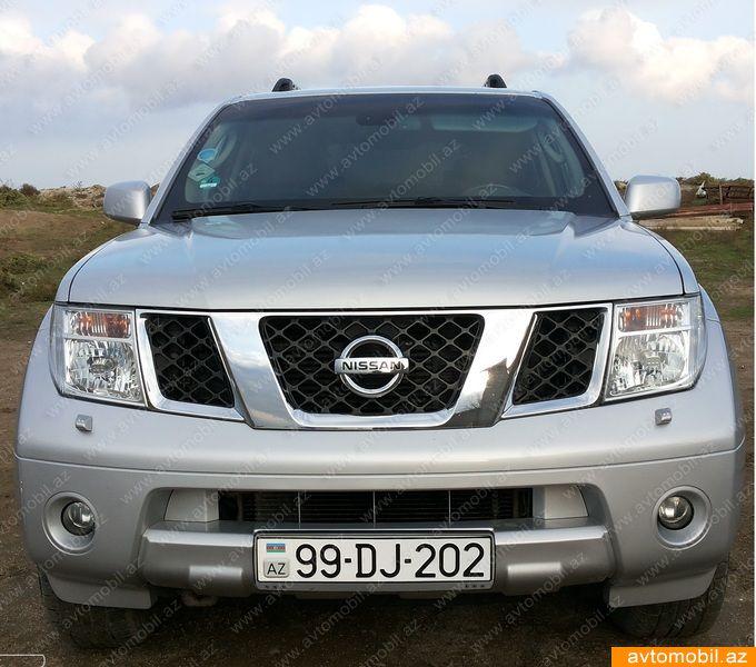 Nissan Pathfinder 2.5(lt) 2006 İkinci əl  $13800