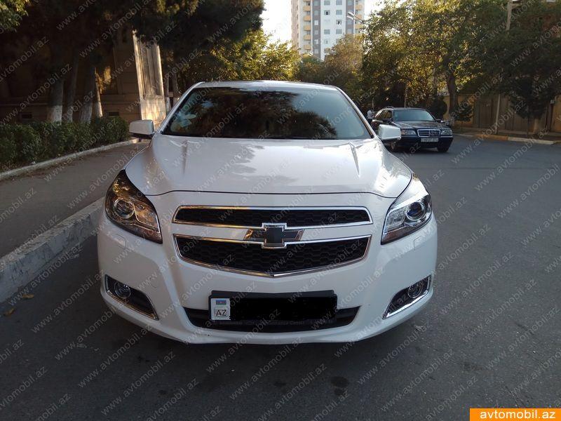 Chevrolet Malibu 2.4(lt) 2013 İkinci əl  $14500